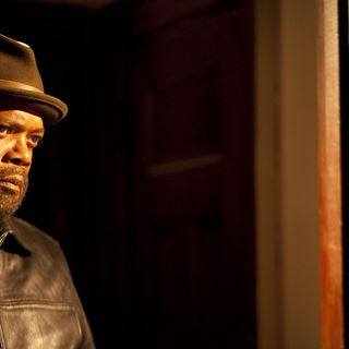 Samuel L. Jackson stars as Foley in IFC Films' The Samaritan (2012). Photo credit by Sabrina Lantos.