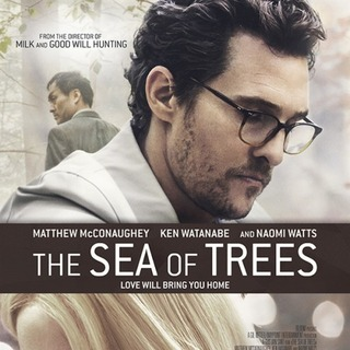 Poster of A24's The Sea of Trees (2016) - the-sea-of-trees-pstr01