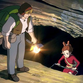The Secret World of Arrietty Picture 8