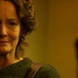Melissa Leo stars as Montine in USA Network's The Space Between (2011)