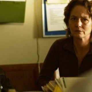 Anthony Keyvan stars as Omar and Melissa Leo stars as Montine in USA Network's The Space Between (2011)