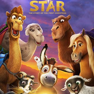 Poster of Sony Pictures Animation's The Star (2017)