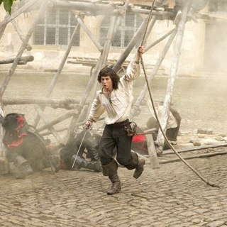Logan Lerman stars as D'Artagnan in Summit Entertainment's The Three Musketeers (2011) - the-three-musketeers-01