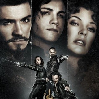 Poster of Summit Entertainment's The Three Musketeers (2011) - the-three-musketeers-pstr01