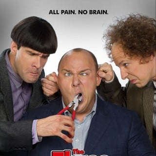 Poster of 20th Century Fox's The Three Stooges (2012)