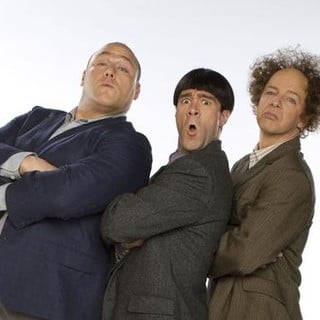 Will Sasso, Chris Diamantopoulos and Sean Hayes in 20th Century Fox's The Three Stooges (2012)
