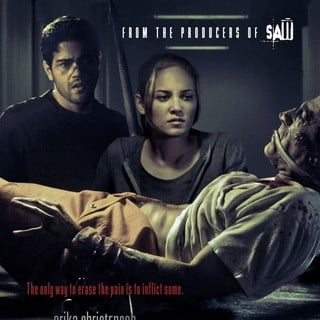Poster of IFC Films' The Tortured (2012) - the-tortured-poster01