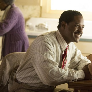Blair Underwood stars as Ludie Watts in Lifetime's The Trip to Bountiful (2014). Photo credit by Bob Mahoney.