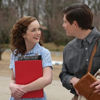 Abigail Mavity stars as Young Hanna Roberts and Austin James stars as Young Red Stevens in FilmDistrict's The Ultimate Life (2013)