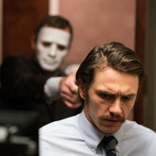 James Franco	stars as Ed Maas in FilmRise' The Vault (2017)
