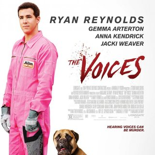 Voices, The - Poster of Lionsgate Films' The Voices (2015)