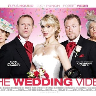Poster of Level 33 Entertainment's The Wedding Video (2014)