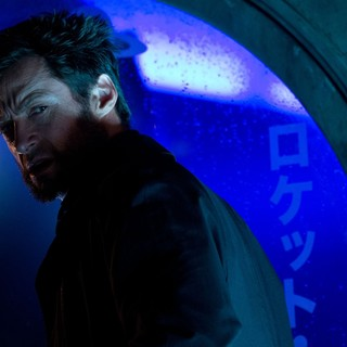 Hugh Jackman stars as Logan/Wolverine in 20th Century Fox's The Wolverine (2013)