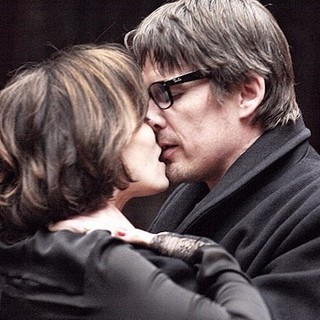 Kristin Scott Thomas stars as Margit and Ethan Hawke stars as Tom Ricks in ATO Pictures' The Woman in the Fifth (2012)