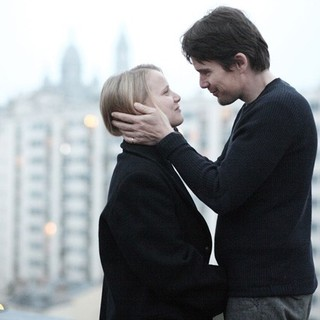 Joanna Kulig and Ethan Hawke stars as Tom Ricks in ATO Pictures' The Woman in the Fifth (2012)