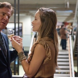 Dennis Quaid stars as Clay Hammond and Olivia Wilde stars as Danielle in CBS Films' The Words (2012)