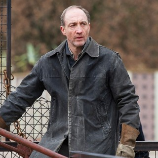 Michael McElhatton stars as Jerzyk in Focus Features' The Zookeeper's Wife (2017)