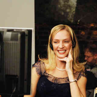 Accidental Husband, The - Uma Thurman stars as Dr. Emma Lloyd in Yari Film Group Releasing's The Accidental Husband (2009)