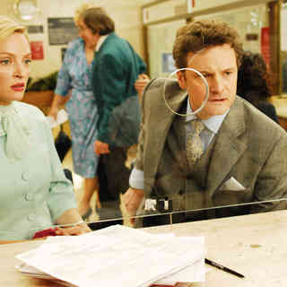 Accidental Husband, The - Uma Thurman stars as Dr. Emma Lloyd and Colin Firth stars as Richard Bratton in Yari Film Group Releasing's The Accidental Husband (2009)