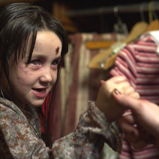 Isabel Conner as Jodie Defeo in MGM's The Amityville Horror (2005)