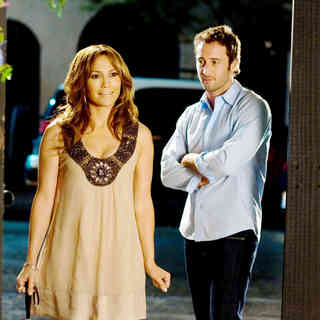 Jennifer Lopez stars as Zoe and Alex O'Loughlin stars as Stan in CBS Films' The Back-Up Plan (2010)