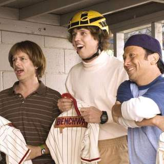 David Spade, Jon Heder and Rob Schneider in Columbia Pictures' The Benchwarmers (2006) - the_benchwarmers10