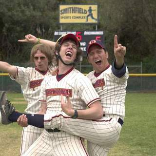 David Spade, Jon Heder and Rob Schneider in Columbia Pictures' The Benchwarmers (2006) - the_benchwarmers14