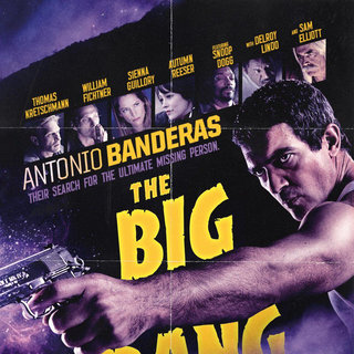 Poster of Anchor Bay Films' The Big Bang (2011) - the_big_bang_poster01