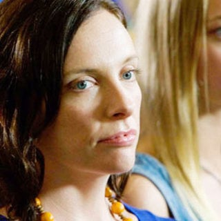 Toni Collette stars as Maggie Mollison and Gemma Ward stars as Jackie Masters in NeoClassics Films' The Black Balloon (2008)