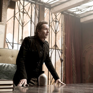 Book of Eli, The - Gary Oldman stars as Carnegie in Warner Bros. Pictures' The Book of Eli (2010)