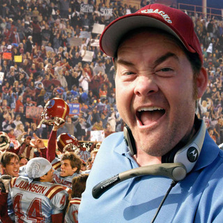 David Koechner as Coach Fields in Fox Atomic's The Comebacks (2007)