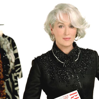 Meryl Streep as Miranda Priestly in The 20th Century Fox's The Devil Wears Prada (2006)