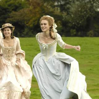 Keira Knightley stars as Georgiana Spencer, the Duchess of Devonshire in Paramount Vantage's The Dutchess (2008)