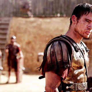Channing Tatum stars as Marcus Aquila in Focus Features' The Eagle (2011). Photo credit by Matt Nettheim.