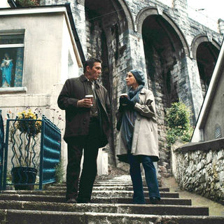 Ciaran Hinds stars as Michael Farr and Iben Hjejle stars as Lena Morelle in Magnolia Pictures' The Eclipse (2010)