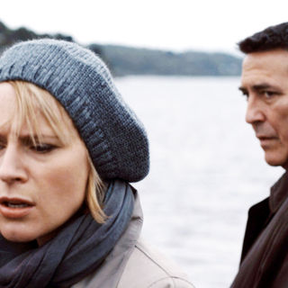 Iben Hjejle stars as Lena Morelle and Ciaran Hinds stars as Michael Farr in Magnolia Pictures' The Eclipse (2010)
