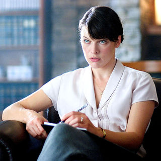 Milla Jovovich stars as Dr. Abigail Tyler in Universal Pictures' The Fourth Kind (2009)