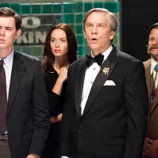 Great Buck Howard, The - Colin Hanks, Emily Blunt, John Malkovich and Steve Zahn in Magnolia Pictures' The Great Buck Howard (2009)