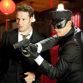 Seth Rogen stars as Britt Reid and Jay Chou stars as Kato in Columbia Pictures' The Green Hornet (2011) - the_green_hornet01