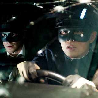 Seth Rogen stars as Britt Reid and Jay Chou stars as Kato in Columbia Pictures' The Green Hornet (2011) - the_green_hornet06
