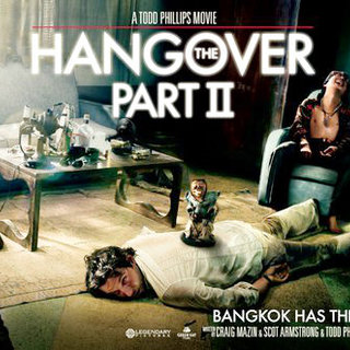 Hangover Part II, The - Poster of Warner Bros. Pictures' The Hangover Part II (2011)