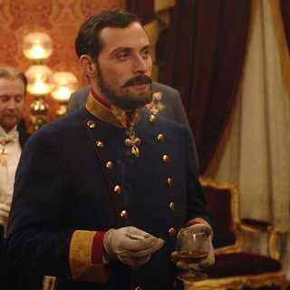 Rufus Sewell as Crown Prince Leopold in The Illusionist (2006)