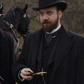 Paul Giamatti as Chief Inspector Uhl in The Illusionist (2006)