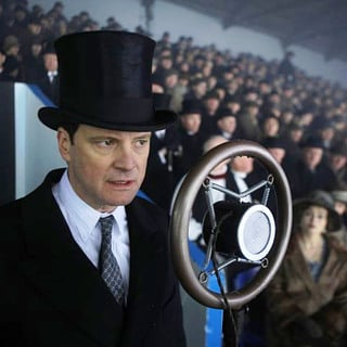 King's Speech, The - Colin Firth stars as King George VI in The Weinstein Company's The King's Speech (2010)
