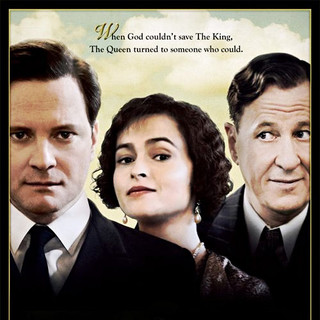 King's Speech, The - Poster of The Weinstein Company's The King's Speech (2010)
