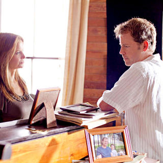 Kelly Preston stars as Kim and Greg Kinnear stars as Steve Miller in Walt Disney Pictures' The Last Song (2010) - the_last_song27