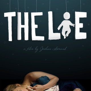 Poster of Screen Media's The Lie (2011)