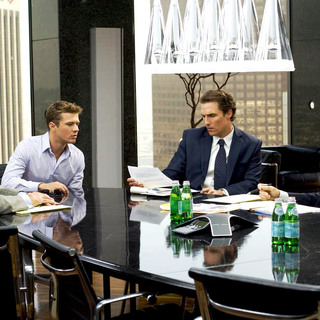 Bob Gunton, Ryan Phillippe, Matthew McConaughey and William H. Macy in Lionsgate Films' The Lincoln Lawyer (2011)