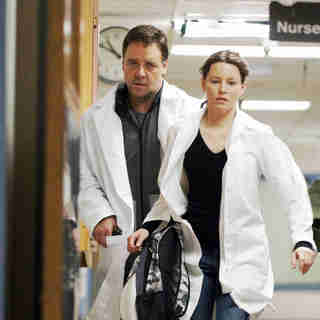 Russell Crowe stars as John Brennan and Olivia Wilde stars as Nicole in Lionsgate Films' The Next Three Days (2010)