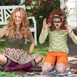 Heather Graham stars as Aunt Opal and Jordana Beatty stars as Judy Moody in Relativity Media's Judy Moody and the Not Bummer Summer (2011)